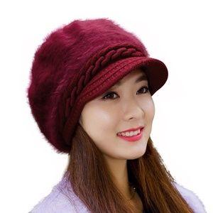 Fashion Women Wool Beret Hat